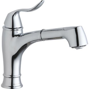 Elkay Explore Pull Out Bar Faucet with Side Spray