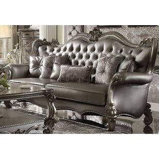 Medley Standard Sofa with 6 Pillows