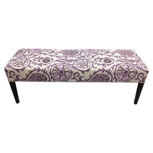 Passion Upholstered Bench by Sole Designs