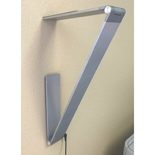 Rebrilliant Flood Slip Stream LED Swing Arm Lamp