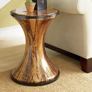 Greenville Round End Table by Bayou Breeze