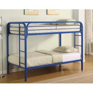 Bessie Twin over Twin Bunk Bed by Harriet Bee