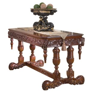 Sir Benedict's Library Table by Desi..