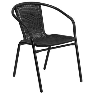 acadian stacking dining arm chair - Stackable Patio Chairs