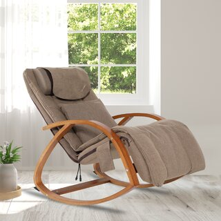 3D Reclining Heated Full Body Massage Chair by Red Barrel Studio SKU:CA146663 Order