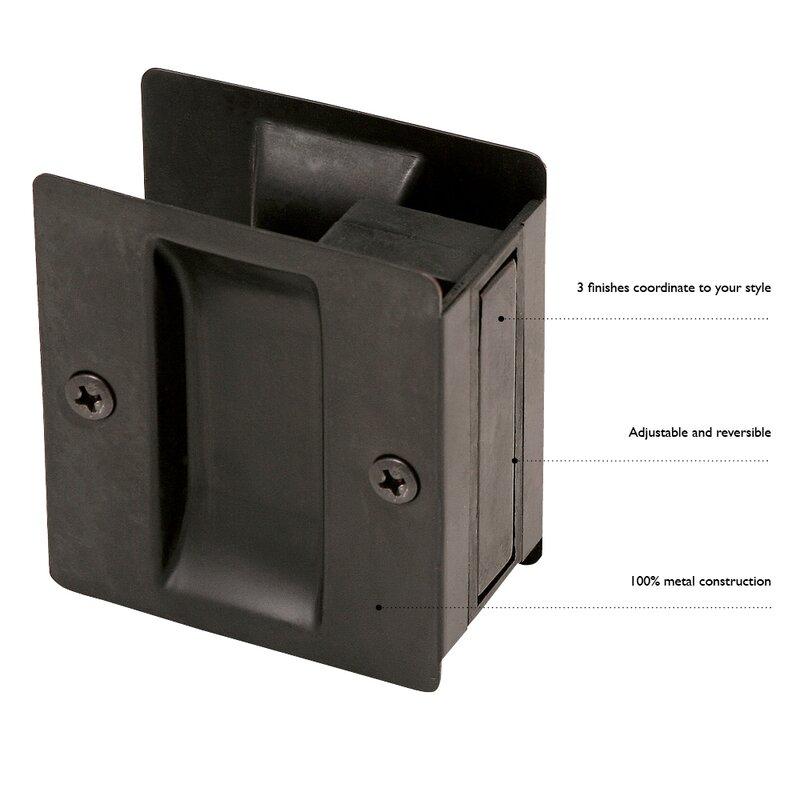 Privacy Pocket Door Hardware