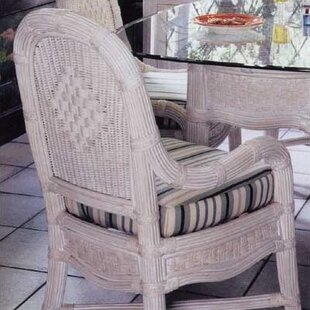 Compare prices 6900 Shelter Island Arm Chair by South Sea Rattan Reviews (2019) & Buyer's Guide
