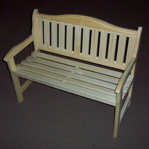 wood garden bench - Garden Furniture Stain