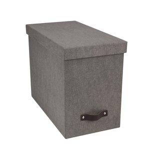Hanging File Folder Box   Wayfair
