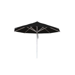 Post 3.5m Traditional Parasol By Sol 72 Outdoor
