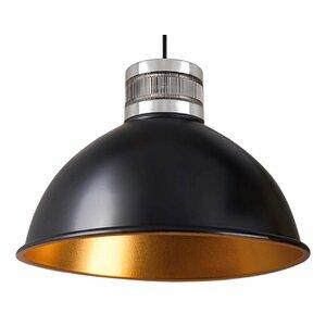 Babell 1-Light Bowl Pendant