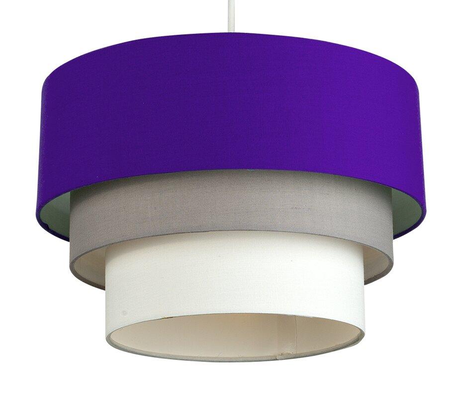 minisun 30 cm lampenschirm aztec aus stoff bewertungen. Black Bedroom Furniture Sets. Home Design Ideas