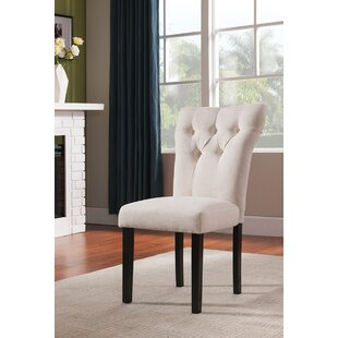Chapell Upholstered Dining Chair (Set of ..