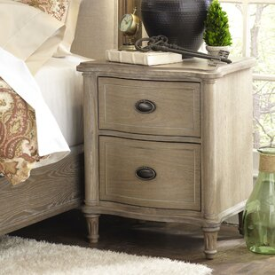 Watson 2 Drawer Nightstand by Birch Lane™ Heritage