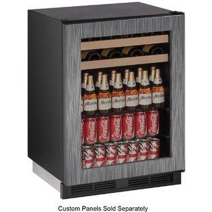 1000 Series Reversible 24-inch 5.4 cu. ft. Undercounter Beverage Center