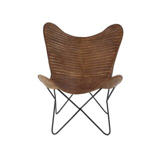 Wellfleet Butterfly Chair by Union Rustic SKU:BE676249 Purchase