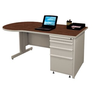 Zapf Peninsula Reversible U-Shape Executive Desk