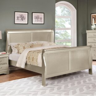 Citrana Sleigh Bedroom Set by House of Hampton