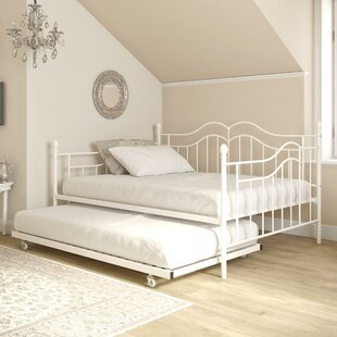 White And Cane Daybed Wayfair