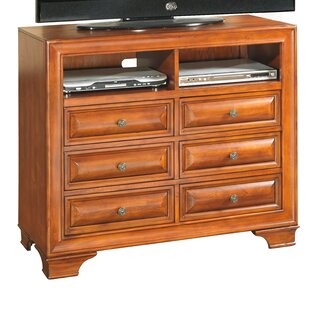 Darby Home Co Terrie 6 Drawer Media Chest