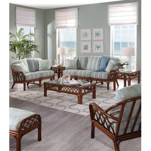 Savings Edgewater Conservatory Configurable Living Room Set by Braxton Culler Reviews (2019) & Buyer's Guide