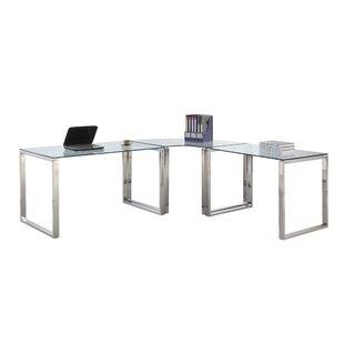 Orren Ellis Darleene L-Shape Desk