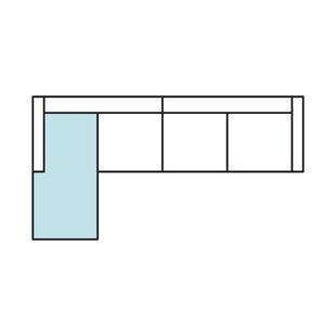 Threatt Reversible Corner Sofa Bed By 17 Stories