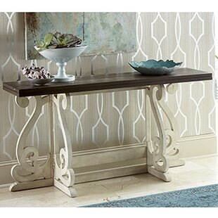 One Allium Way Nesrine Console Table