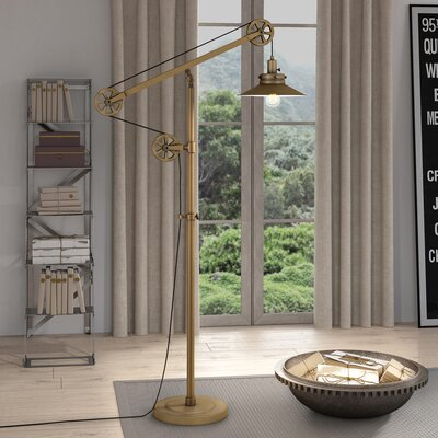 Height Adjustable Floor Lamps You Ll Love In 2019 Wayfair