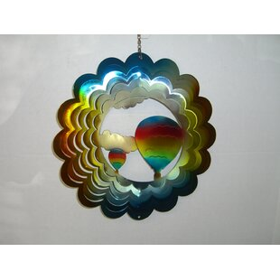 Hot Air Balloon Zephyr Spiral Spinner by Great World Company