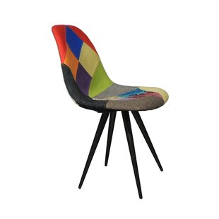Schillinger Patchwork Upholstered Dining Chair