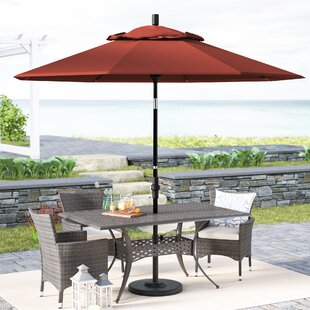 Beachcrest Home April 9' Market Umbrella