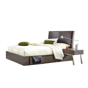 Keomi Panel 2 Piece Bedroom Set by Brayden Studio Modern