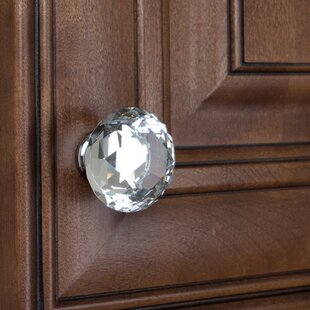 Crystal Knob (Set of 10)