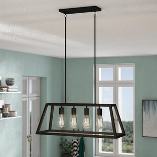Brayden Studio McFetridge 4-Light Kitchen Island Pendant