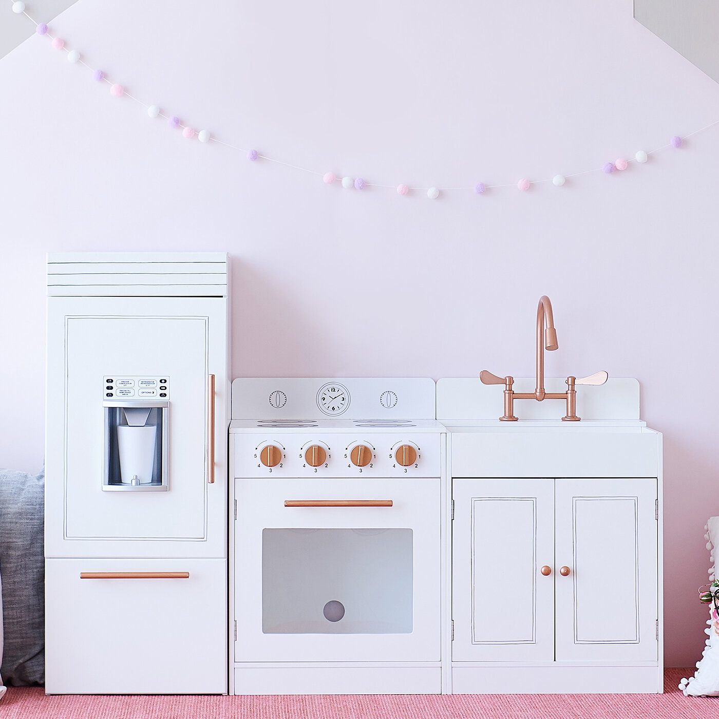 ebdaaff78ec Teamson Kids Little Chef Paris Play Kitchen Set   Reviews