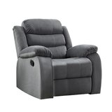 Udel Reclining Massage Chair by Winston Porter