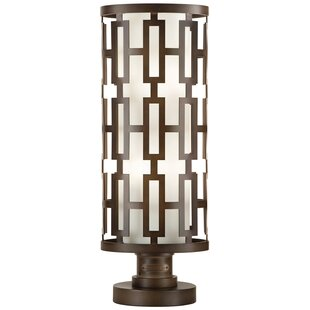 River Oaks Outdoor 4-Light Pier Mount Light by Fine Art Lamps