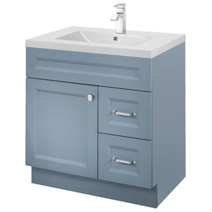 Plastic Bathroom Vanities You Ll Love In 2021 Wayfair