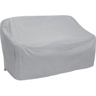 Freeport Park Wicker Patio Sofa Cover
