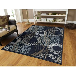 Schroder Black Indoor/Outdoor Area Rug