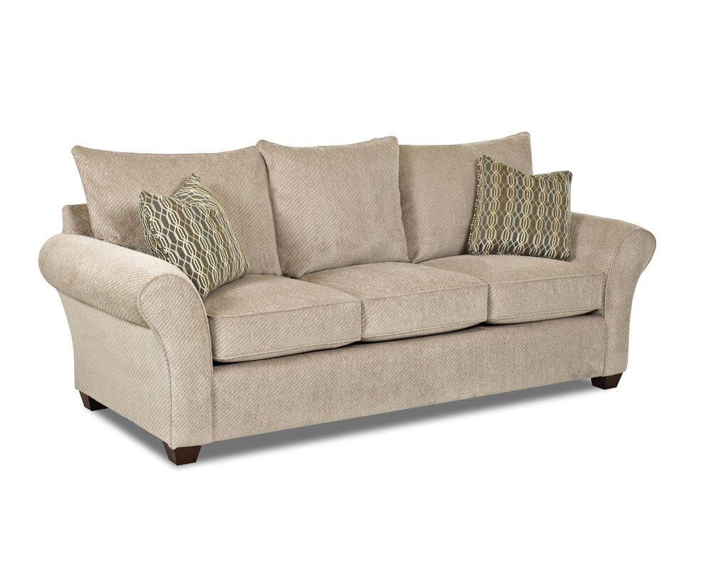 Klaussner Furniture Finn Sofa & Reviews | Wayfair