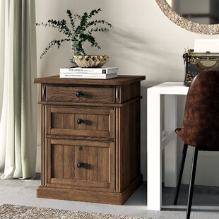Greyleigh Idalou 3 Drawer File Cabinet