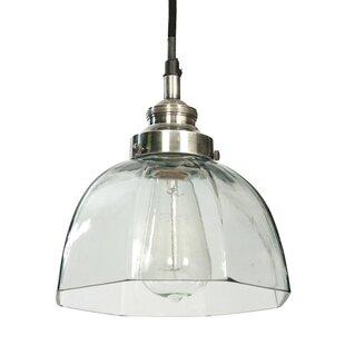 Breakwater Bay Cardville 1-Light Bell Pendant