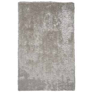 Online Reviews Kennon Hand-Tufted White Area Rug By Mercer41