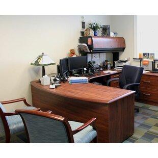 Affordable Workzone Executive Desk ByKI Furniture