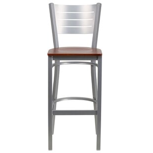 Jazmin 30 Bar Stool by Ebern Designs