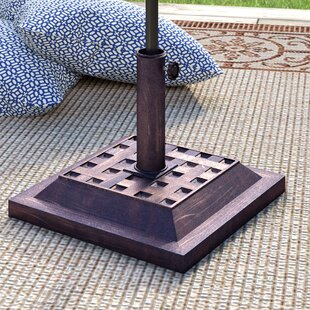 Nordham Cast Stone Free Standing Umbrella Base