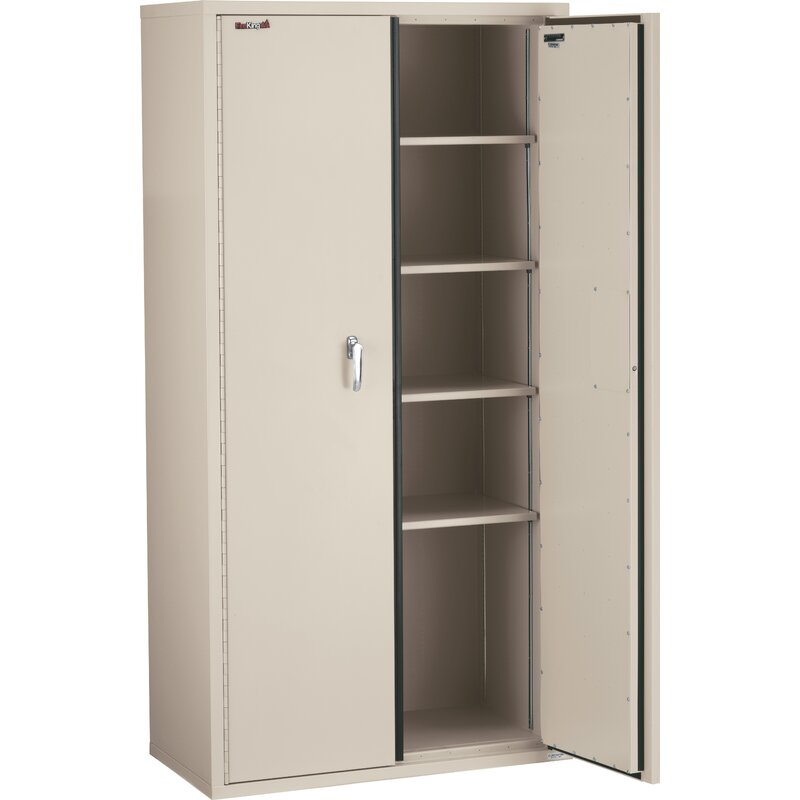 Fireking Fireproof Double Door Storage Cabinet Wayfair Ca