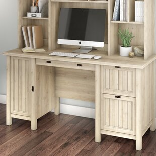 Savings Shelby Writing Desk with Hutch By Laurel Foundry Modern Farmhouse